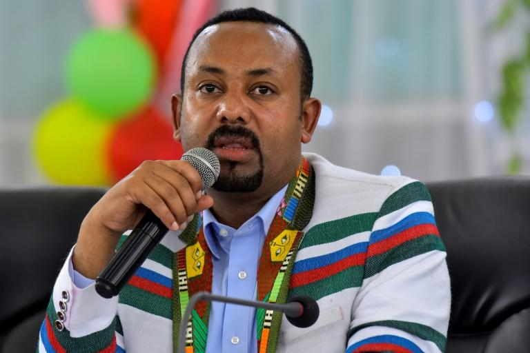 ministre ethiopien Aby Ahmed
