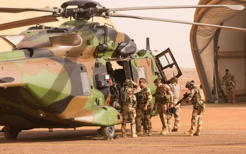 militaire FR operation Barkhane