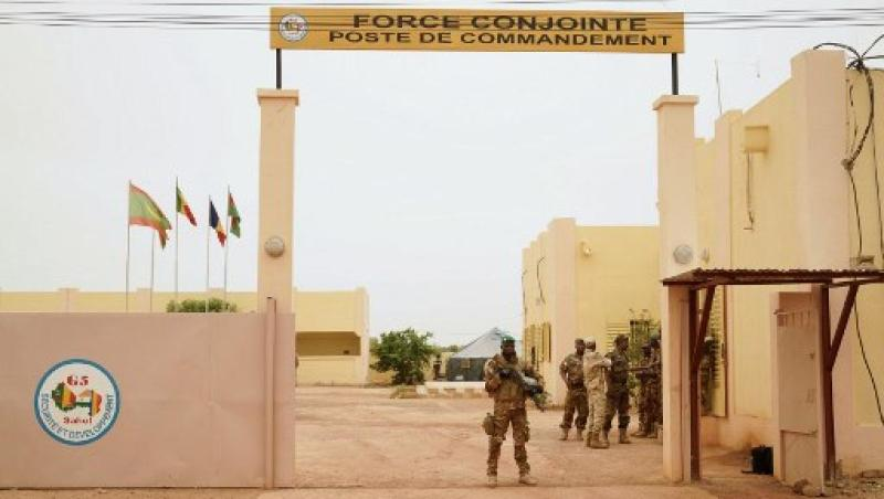 poste de commandement G5 Sahel