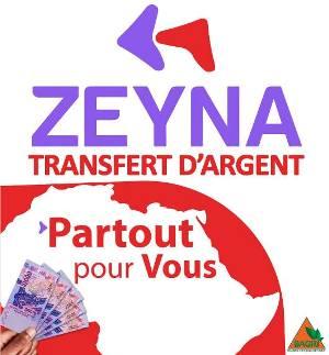 Zeyna transfert argent bis