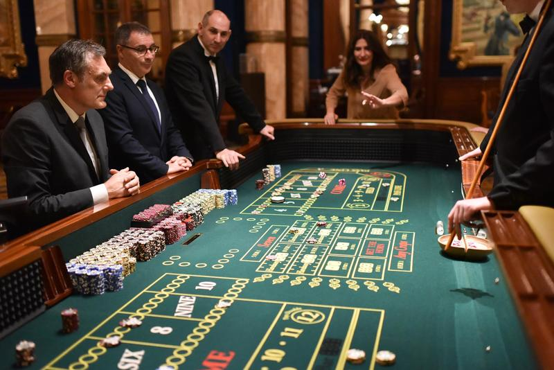 Casino heureux